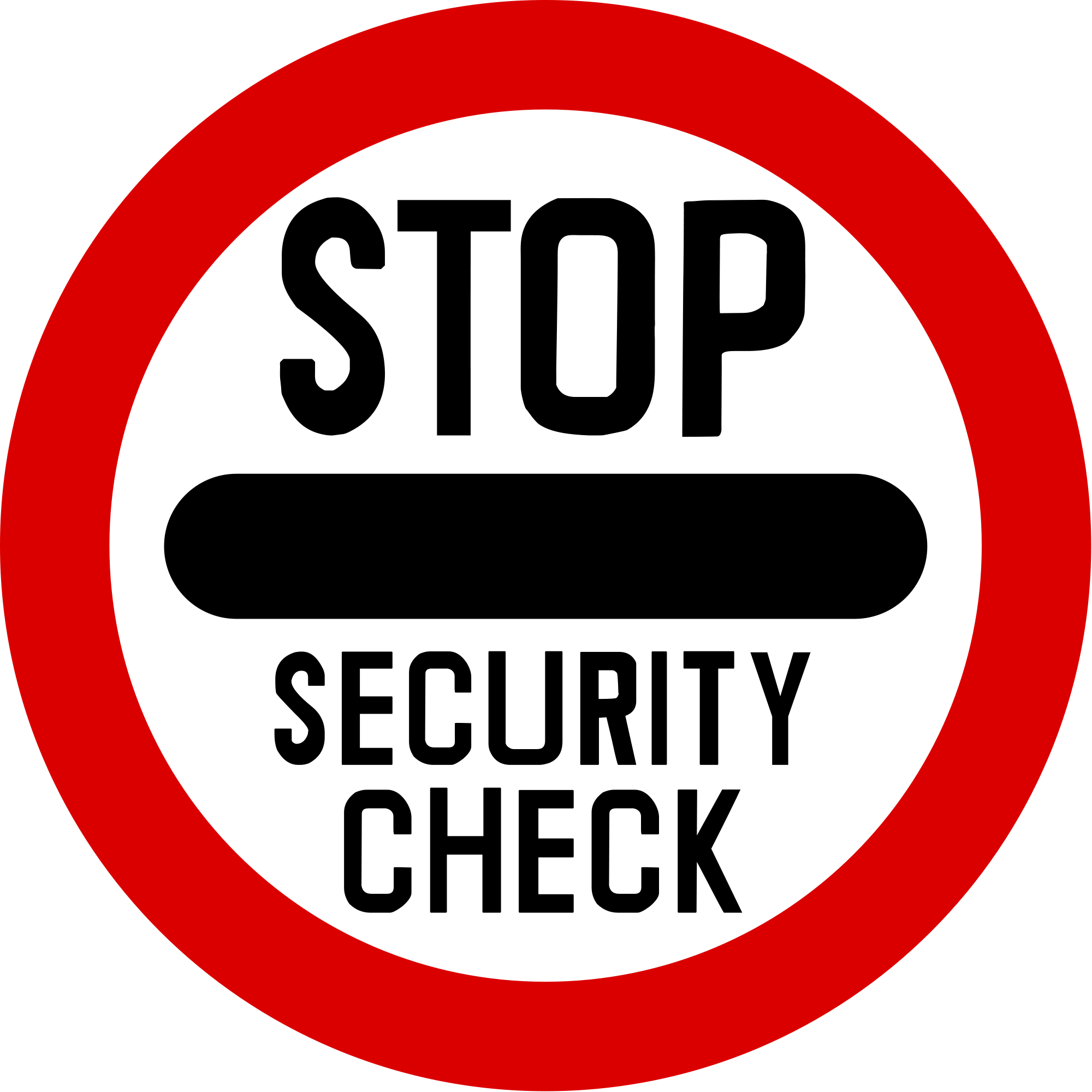 Stop Security Check