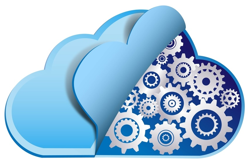 The Cloud with gears