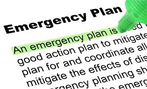 Why It Makes Sense to Create a Written Plan for when Disaster Strikes