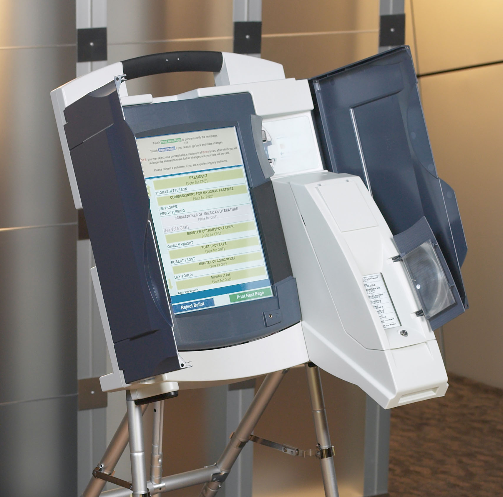 It's Likely Voting Machines Will Be Hacked this Election