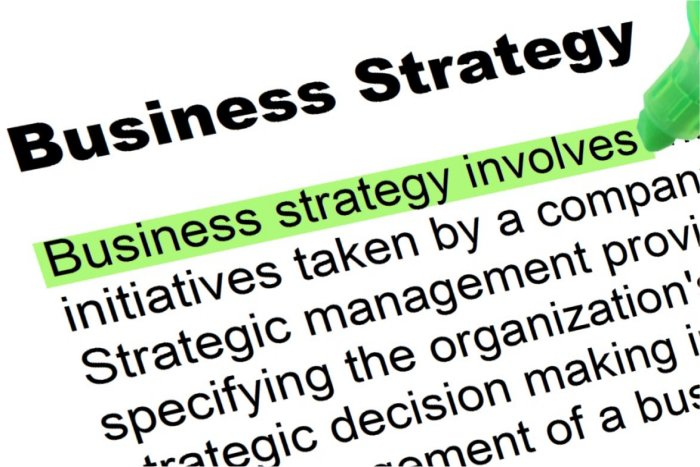 Business Strategy
