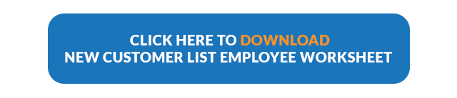 New Customer Employee List